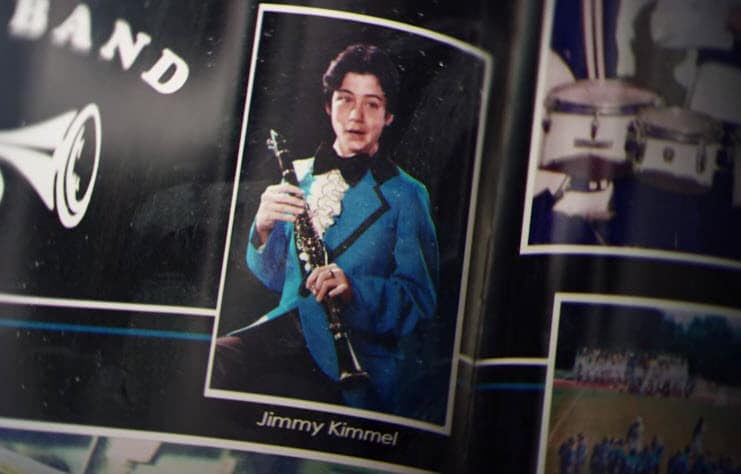 Jimmy Kimmel Honda Yearbook