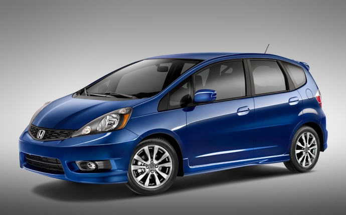 2012 Honda Fit of Arlington