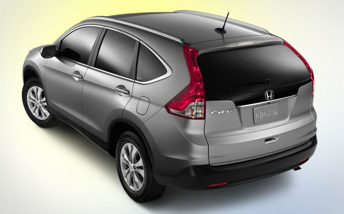 2012 Honda CR-V of TX