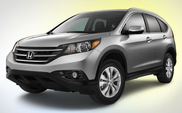 2012 Honda CR-V of Arlington
