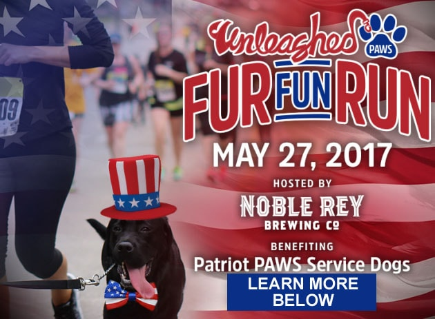 Fur Fun Run 5 K in Dallas