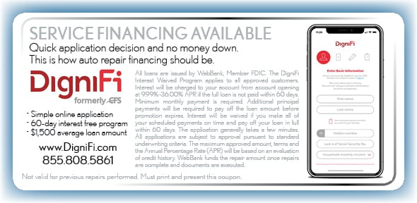 Service Financing Coupon, Arlington, TX Honda Service Special. If no image displays, this offer has ended.