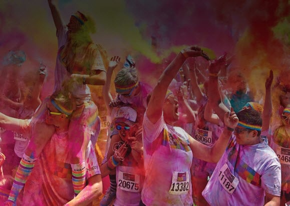The Color Run Dallas