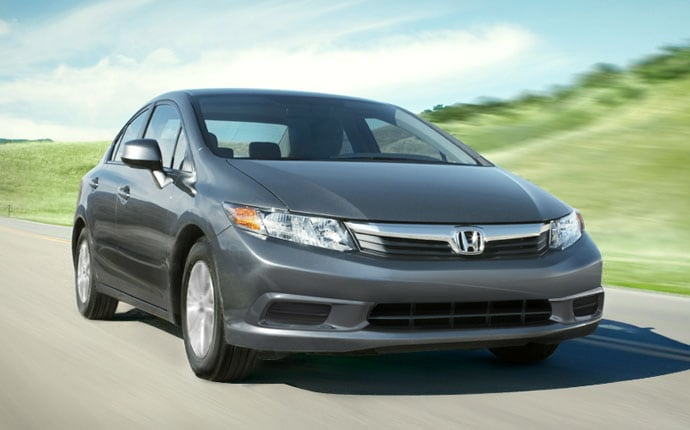 2012 Honda Civic of Arlington
