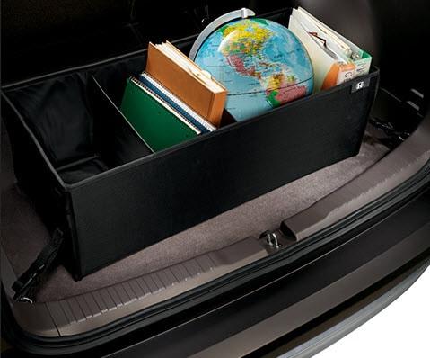 Honda trunk organizer