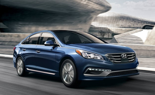 Hyundai Sonata Named Best Car for the Money
