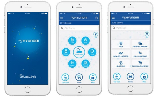 New MyHyundai App Benefits Car Owners on the Go