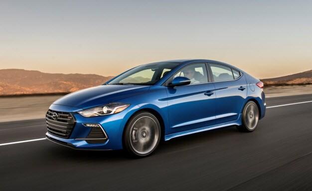 Hyundai Elantra - J.D. Power Tech Experience Study