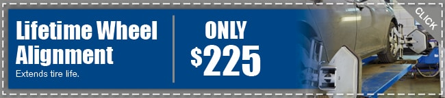 Wheel Alignment Service Coupon, Arlington