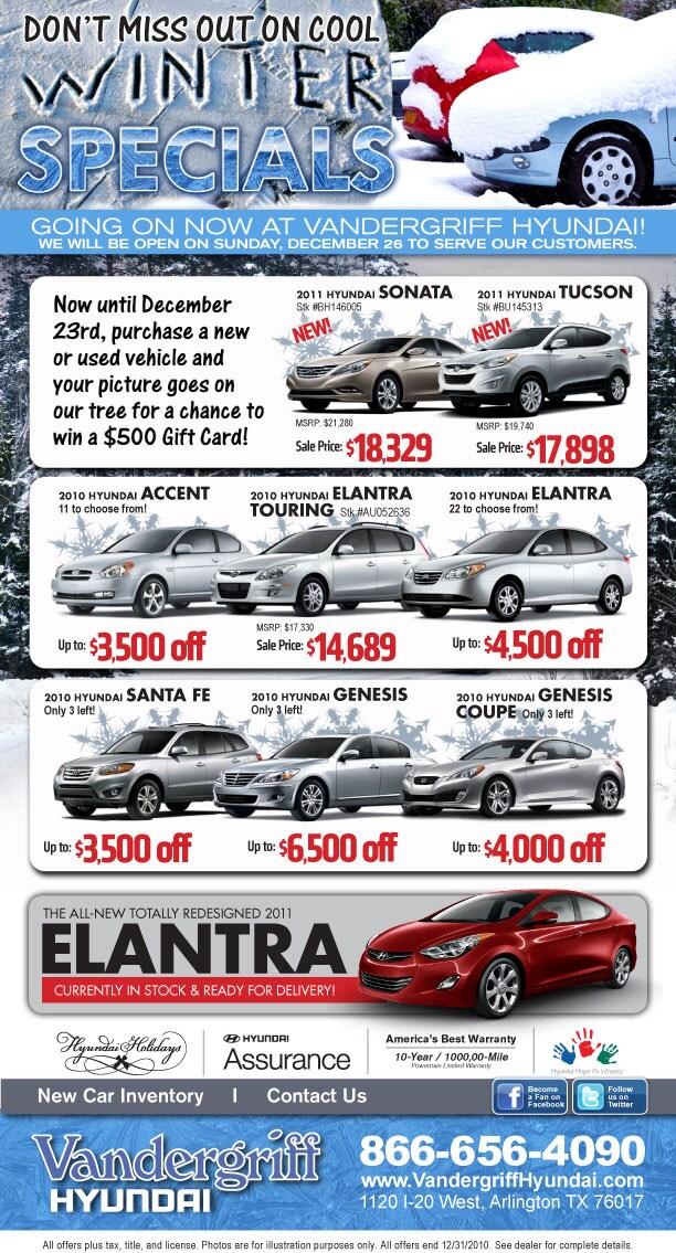Hyundai Savings New Used Inventory | Dallas Fort Worth Hyundai ...
