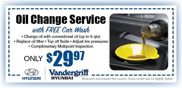 hyundai friendly and fee coupons shop full michigan novi change fast service oil