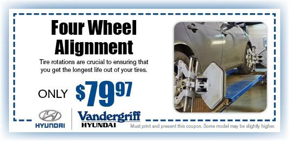 Alignment Special | Hyundai Service Arlington TX