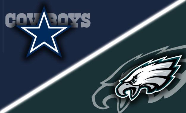 Image result for cowboys vs eagles