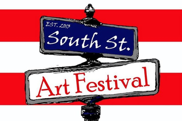5th Annual South Street Art Festival