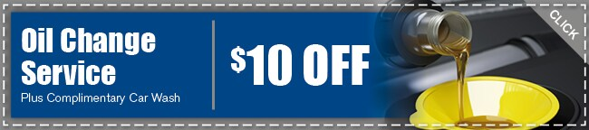 Oil Change Service Coupon, Arlington