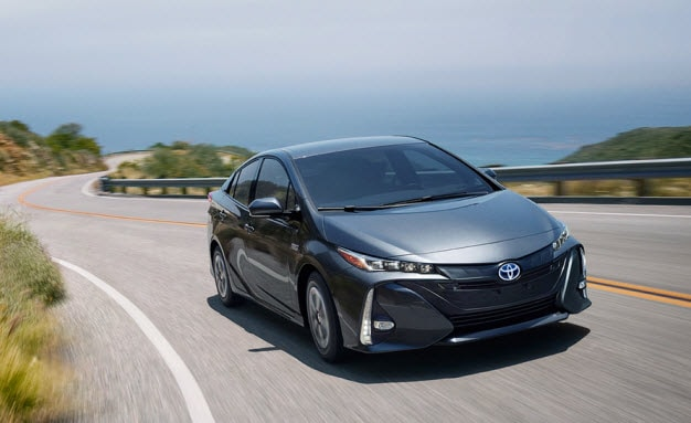 Toyota Prius Prime - 2017 World Green Car Award