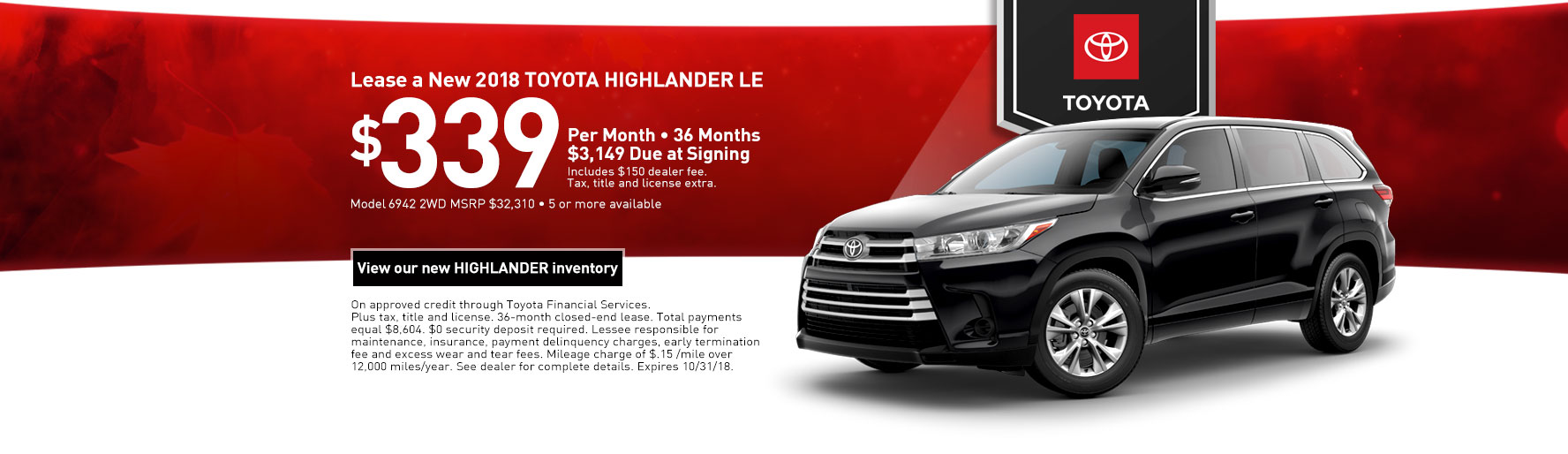 New Toyota Near Fort Worth