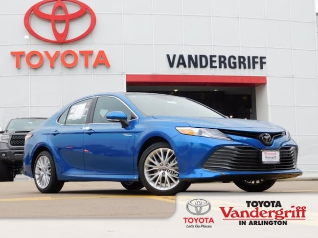 New 2019 Toyota Camry For Sale Blue Streak 2019 Camry Xle