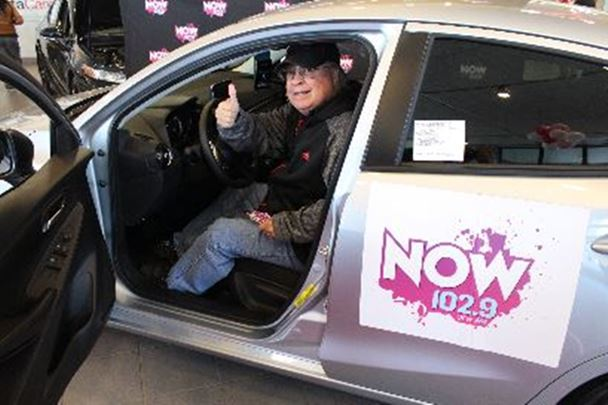 Win a New Toyota in Arlington