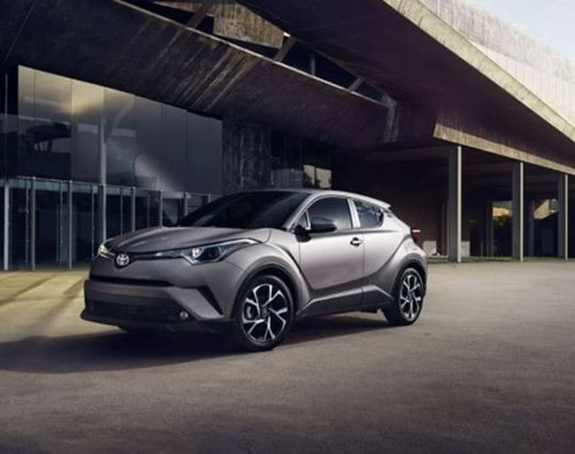 2017 Toyota C-HR Features