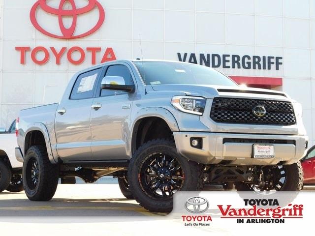 2019 Toyota Tundra Platinum 5.7L V8 Truck CrewMax