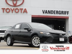 New 2019 Toyota Camry LE Sedan Arlington