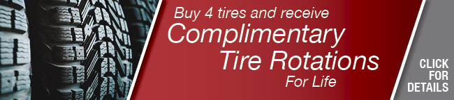 Tire Rotation Coupon, Arlington
