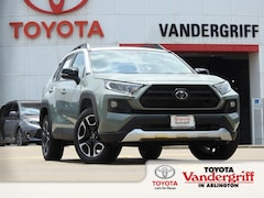 New 2019 Toyota RAV4 Adventure SUV Arlington, TX
