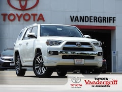 New 2019 Toyota 4Runner Limited SUV Arlington, TX