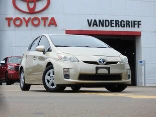 2010 Toyota Prius IV Hatchback