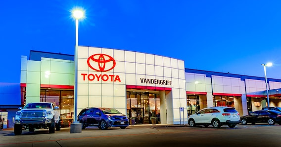 Toyota Dealerships Dfw >> Arlington Toyota Dealer Directions Hours Phone Number