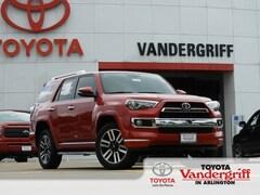 New 2019 Toyota 4Runner Limited SUV Arlington, TX