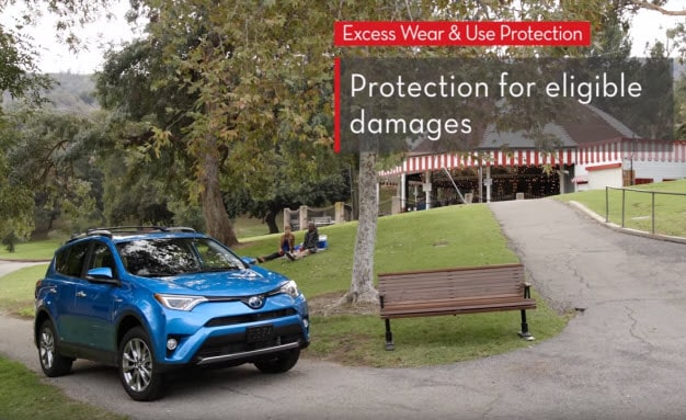Excess Wear & Use Protection Plan