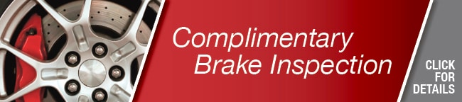Brake Inspection Coupon, Arlington