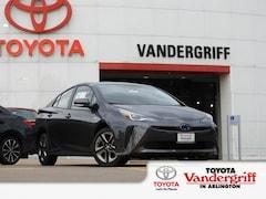 New 2019 Toyota Prius Limited Hatchback Arlington, TX