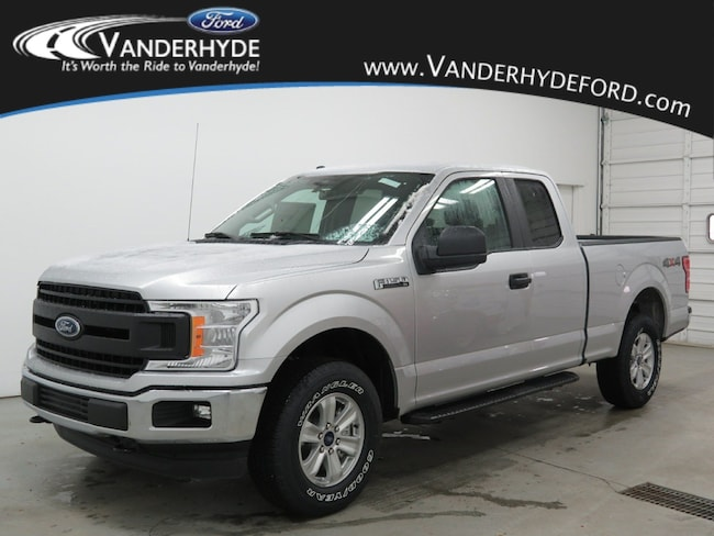 new 2019 Ford F-150 XL Truck for sale in Cedar Springs