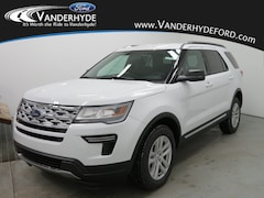 New 2019 Ford Explorer XLT SUV for sale in Cedar Springs MI