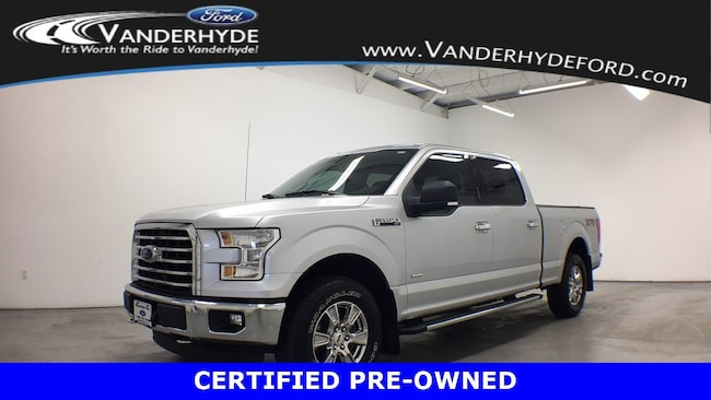 used certified 2015 Ford F-150 XLT Truck for sale in Rockford MI