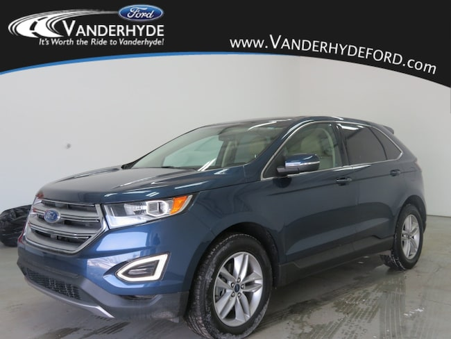 used 2017 Ford Edge SEL SUV Rockford MI