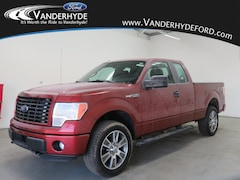 Used 2014 Ford F-150 STX Truck for sale in Rockford MI