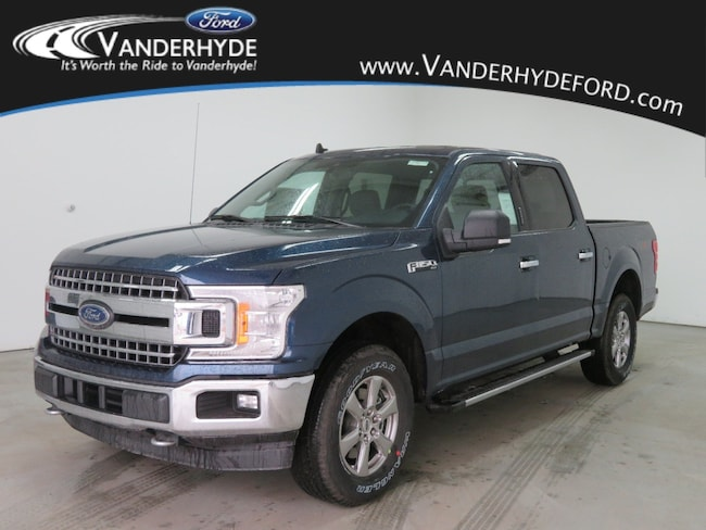 new 2019 Ford F-150 XLT Truck for sale in Cedar Springs