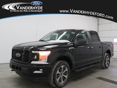 new 2019 Ford F-150 STX Truck for sale in Cedar Springs