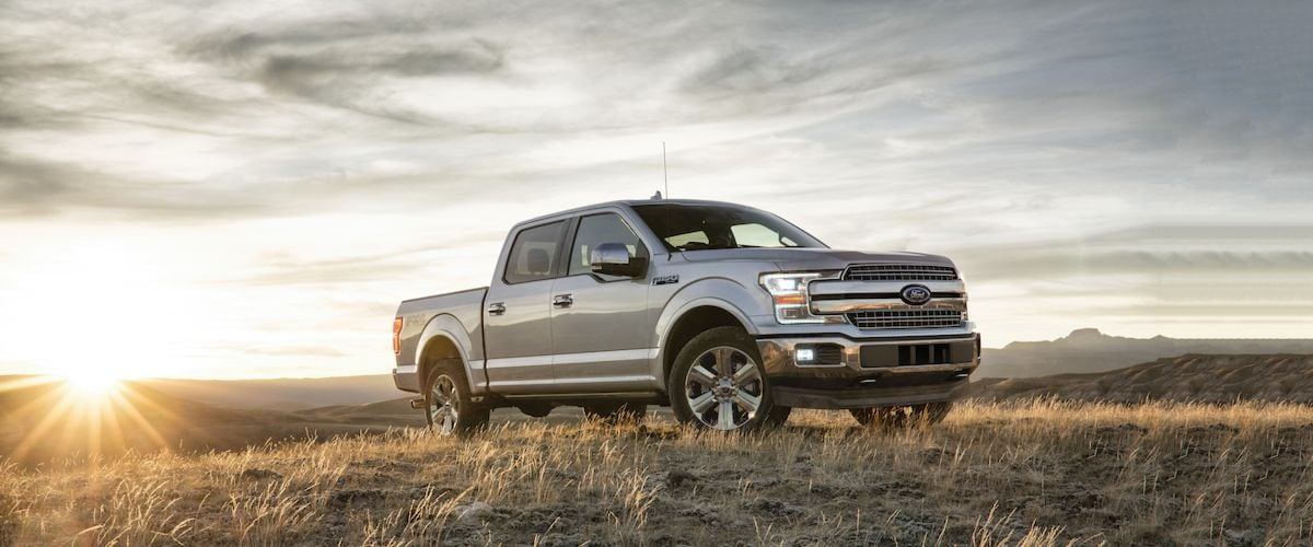 2019 Ford F-150 in Cedar Springs