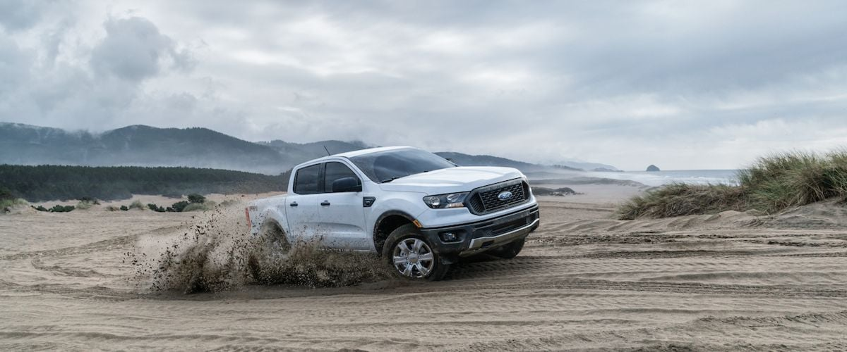 2019 Ford Ranger in Sparta