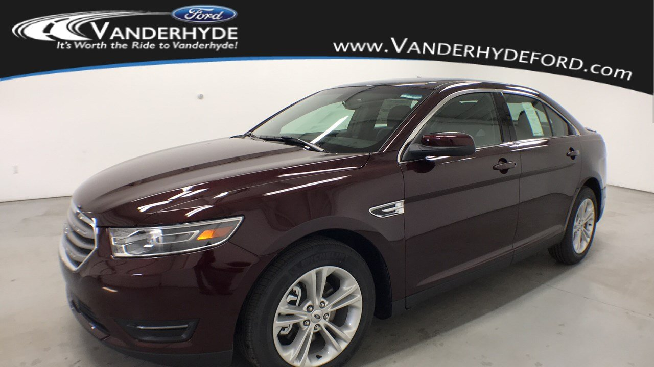 2018 New Ford Taurus For Sale | Cedar Springs MI | STK: 18C38 | VIN#:  1FAHP2E8XJG117141