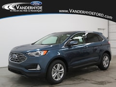 new 2019 Ford Edge SEL SUV for sale in Cedar Springs
