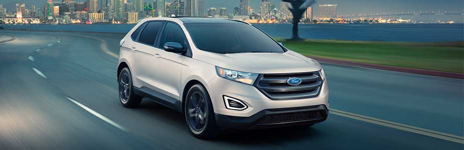 Comparing The Ford Edge To Top Competitors
