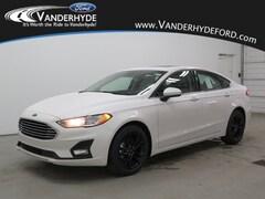New 2019 Ford Fusion SE Sedan for sale in Cedar Springs MI