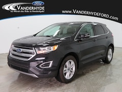 New 2018 Ford Edge SEL SUV for sale in Rockford MI