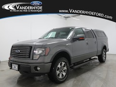 Used 2012 Ford F-150 FX4 Truck for sale in Rockford MI